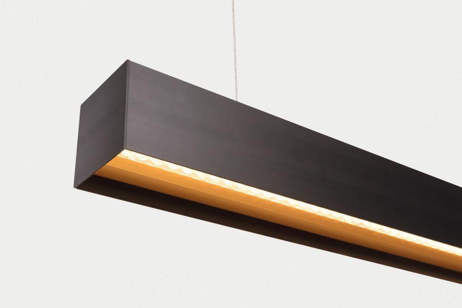 Drupl, luz LED sin reflejos