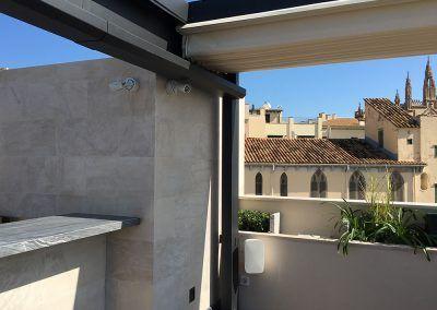 Rooftop bar El Llorenç