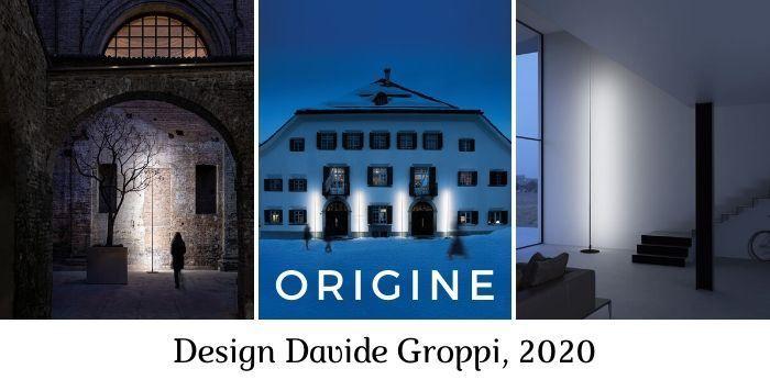 Davide Groppi presenta Origine